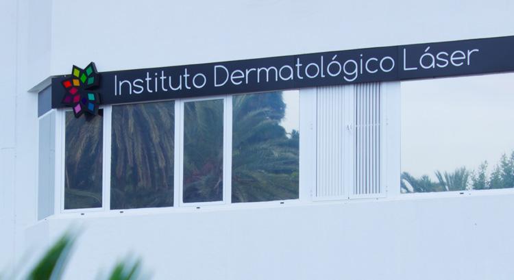 Facha de Instituto Dermatológico Láser